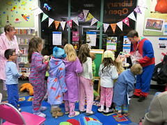 Pyjama party - NZ Post Book Awards for Children and Young adults