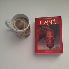 Eragon, tome 2 : l'aîné de Christopher Paolini