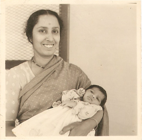 Grand Mother - Mrs Leela Chander