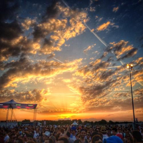 sunset weatherfestival