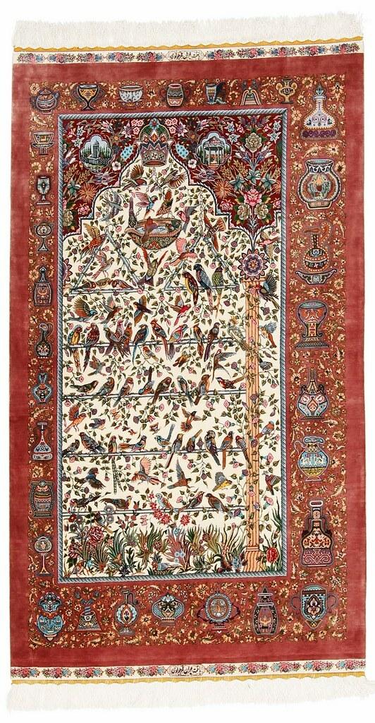 Silk Qum Ghom 174x100 - 01