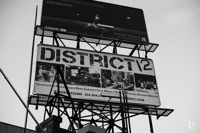 World Premiere: Dyckman Fireworks @ District 12