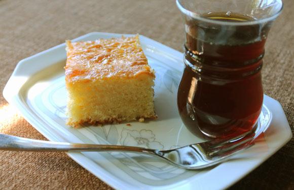 Türkischer Joghurtkuchen