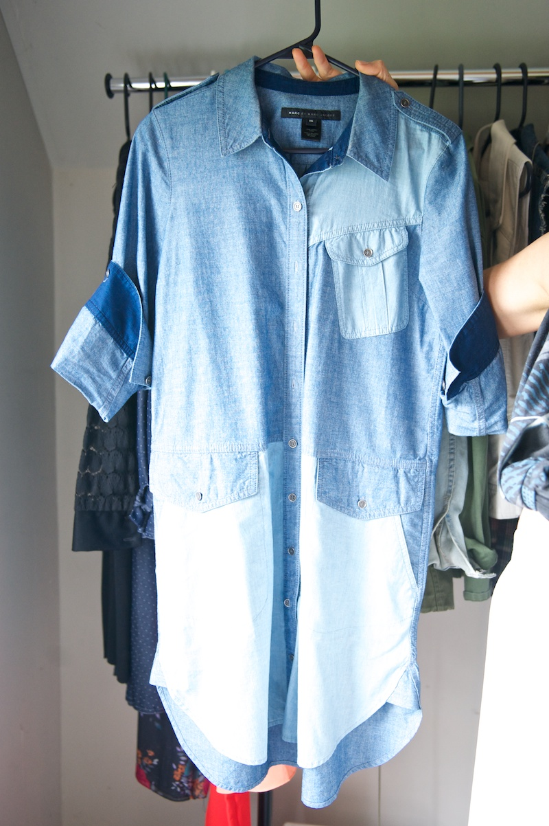 Marc by Marc denim dress