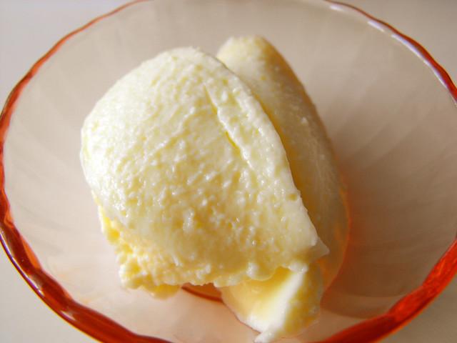 Mousse de limão com coco