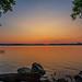 Potomac Sunrise Rouge HDR
