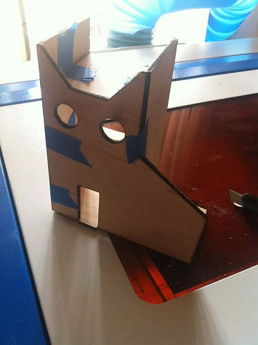 Cathouse kits are getting done!  Just a few tweaks here and there and they will be available!