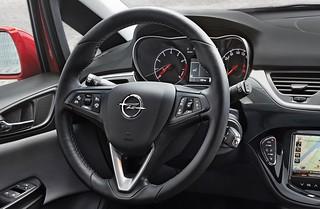 Opel Corsa Lenkung
