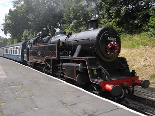 80080 at Rawtenstall