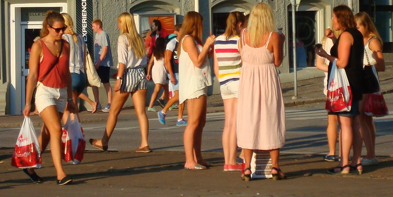 Girls girls girls