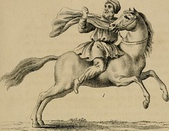 """Image from page 32 of """"The history and art of horsemanship"""" (1771)"""