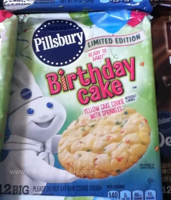 Pillsbury Yellow Cake Mix Calories