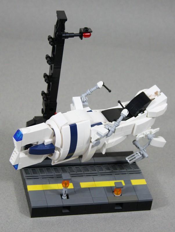 CPS-Coruscant Police Speeder