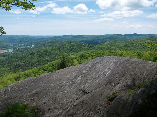 Kent's Ledge, South Royalton, Vermont