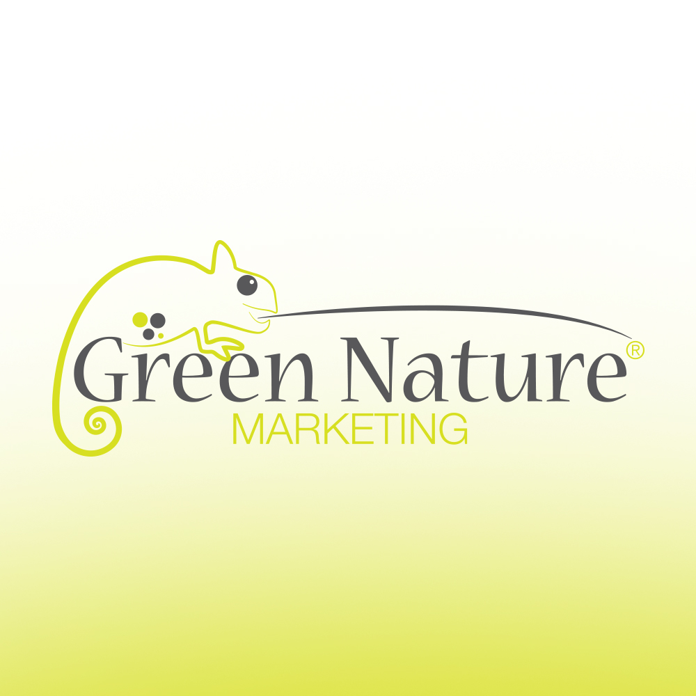 Green Nature Marketing logóterv