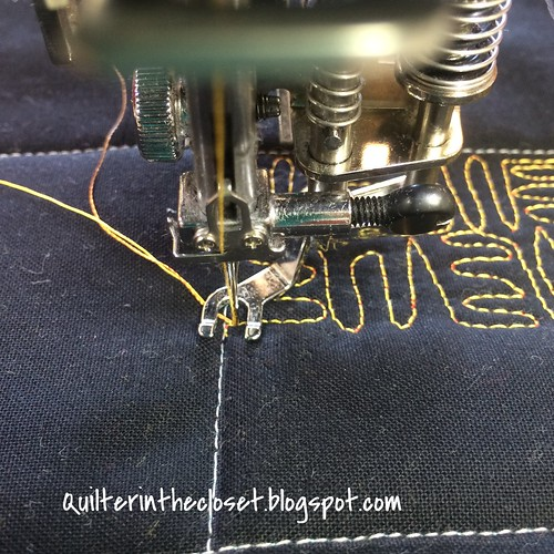 restarting your stitching