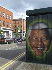 Nelson Mandela #outhousemcr