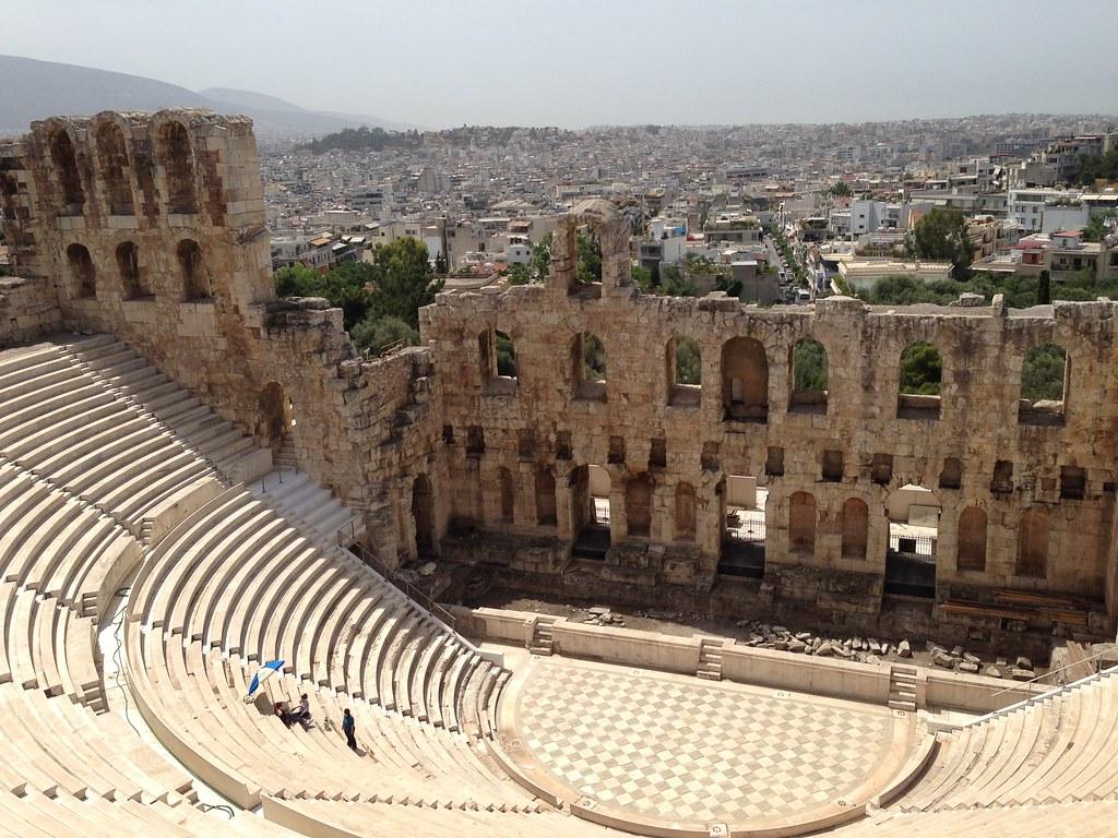 Athens- Acropolis