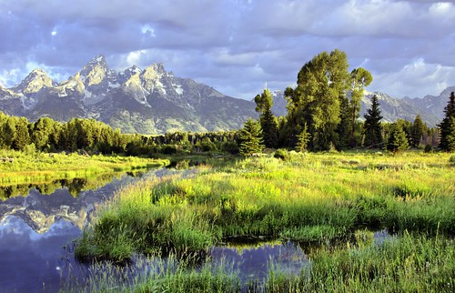 mountains landscape view scenic wyoming nationalparks grandtetonnationalpark landscapephotography