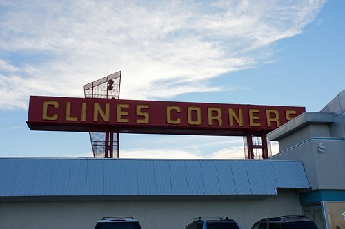 Clines Corners - Route 66, New Mexico
