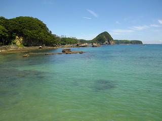 鍋田浜海水浴場
