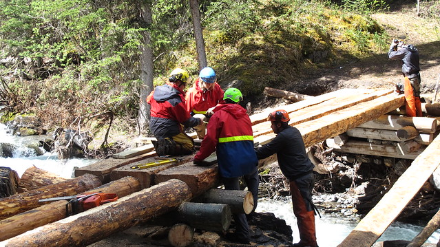 Kananaskis Country flood recovery continues