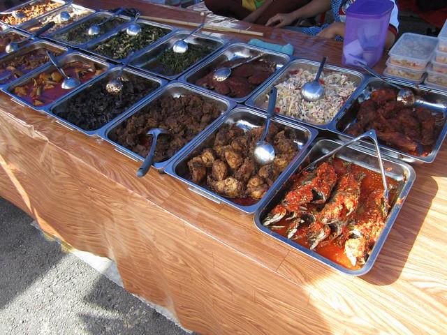 Ramadhan stall 2