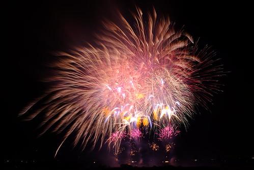 Toride Tone-River Fireworks Festival 2014 48