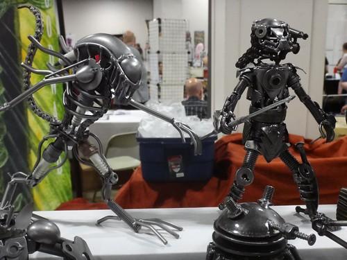 Recycle Alien Predator