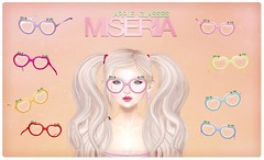 [Miseria] - Apple Glasses