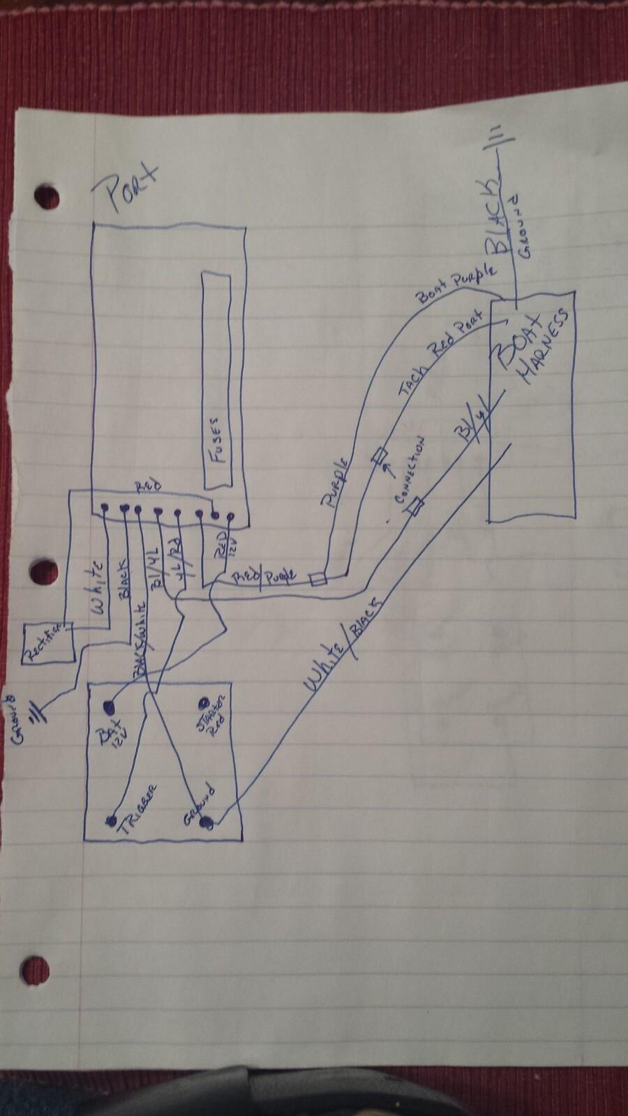 95 Seadoo Wiring Diagram | Wiring Diagrams