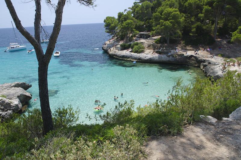 Cala Mitjaneta - Menorca
