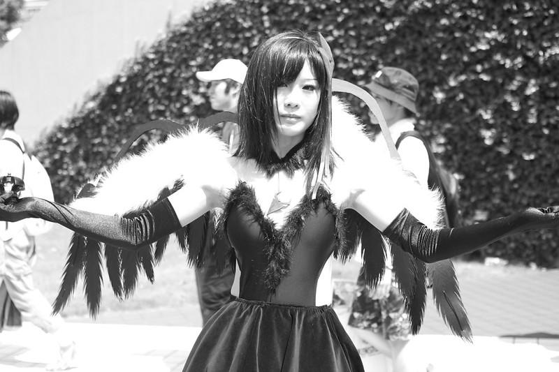 Akemi Homura -comic market 86 cosplay-