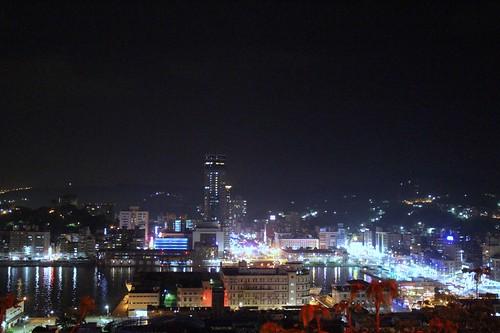 基隆一日遊 -基隆夜景3