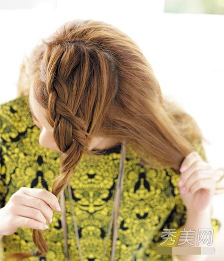 Hướng dẫn các cách tết tóc ĐẸP mà đơn giản 11
