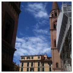 Shiny sun in Mantova today! #vacation #trip #lombardia