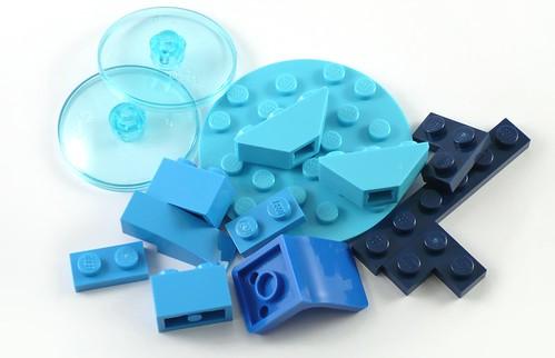 LEGO Blue
