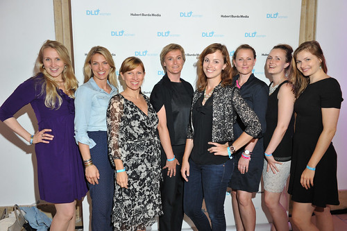 "DLDwomen14 Conference – ""Relevance!"" – Munich, Germany, July 2014 © Sabine Brauer"