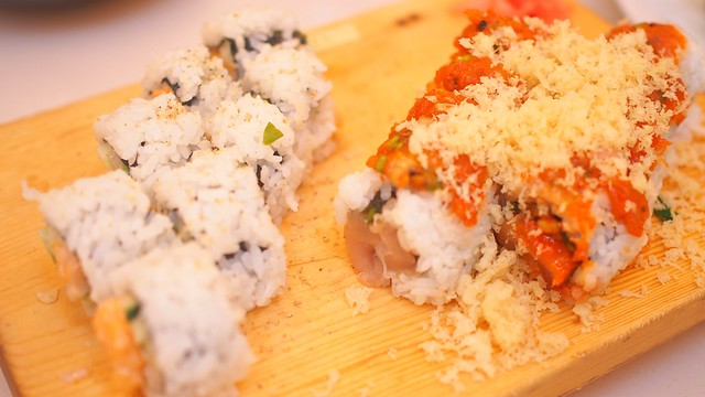 Sushi California | Mount Pleasant, Vancouver