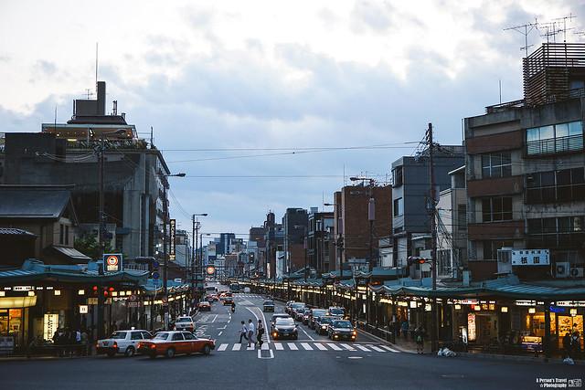 京都 四条通