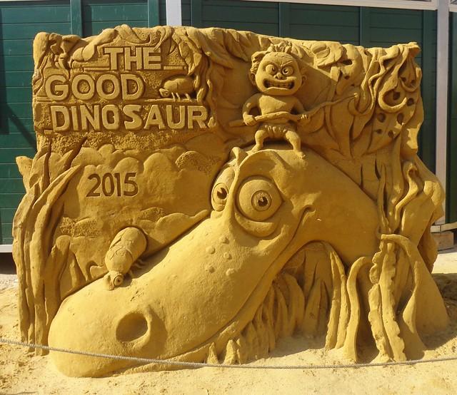 Sculpures sur sable Disney - News Touquet p.1 ! 14770224179_b18af8344b_z