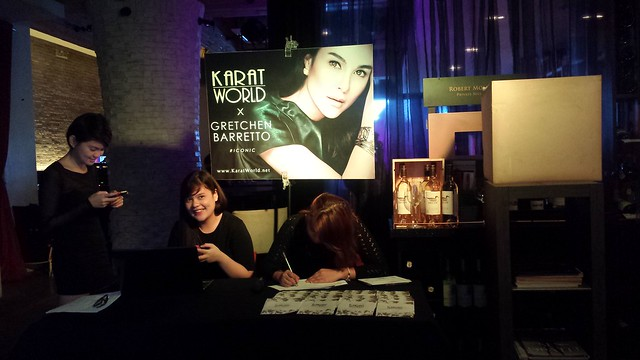 Gretchen Barretto x Karat World #Iconic Launch at CAV
