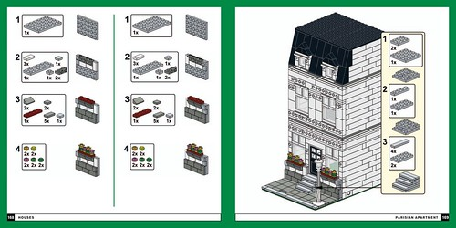 The LEGO Neighbourhood Book