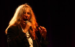 Patti Smith at Liseberg