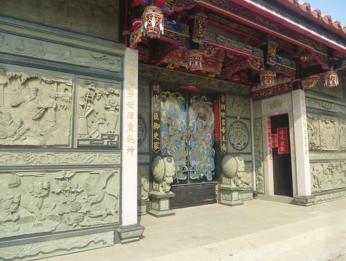 Taiwan-Kinmen Nord-ouest-Beishan Village (8)