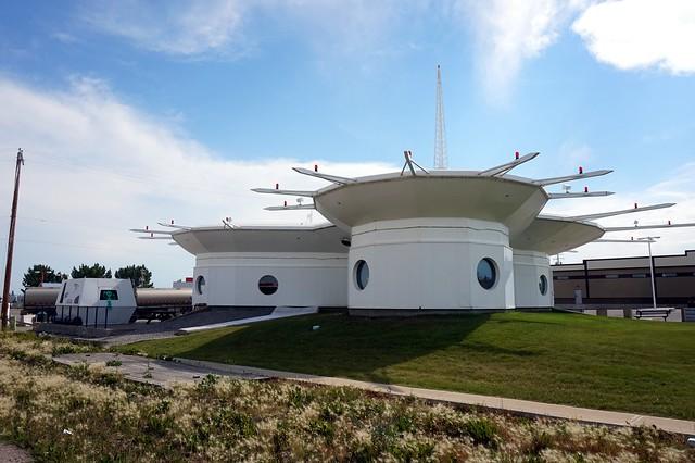 Vulcan Tourist Center