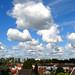 La Vue de mon balcon le 20.08.2014 Nantes