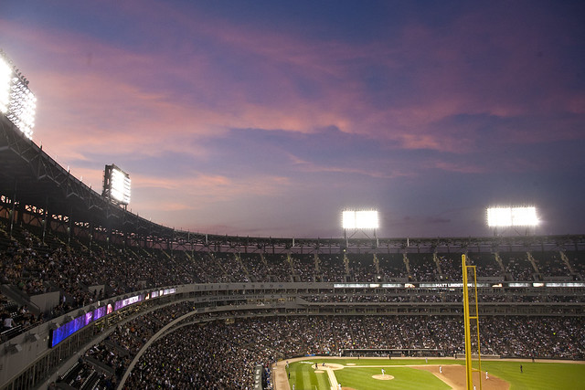 381/365 - Sox Sunset