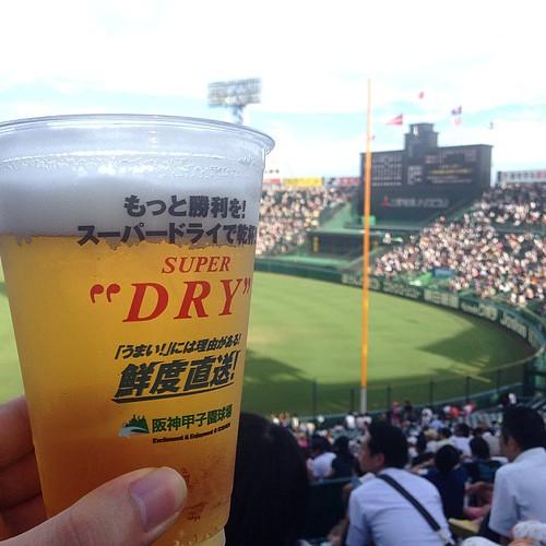 2014-08-20 阪神甲子園球場