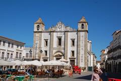Évora, Igreja de Santo Antão